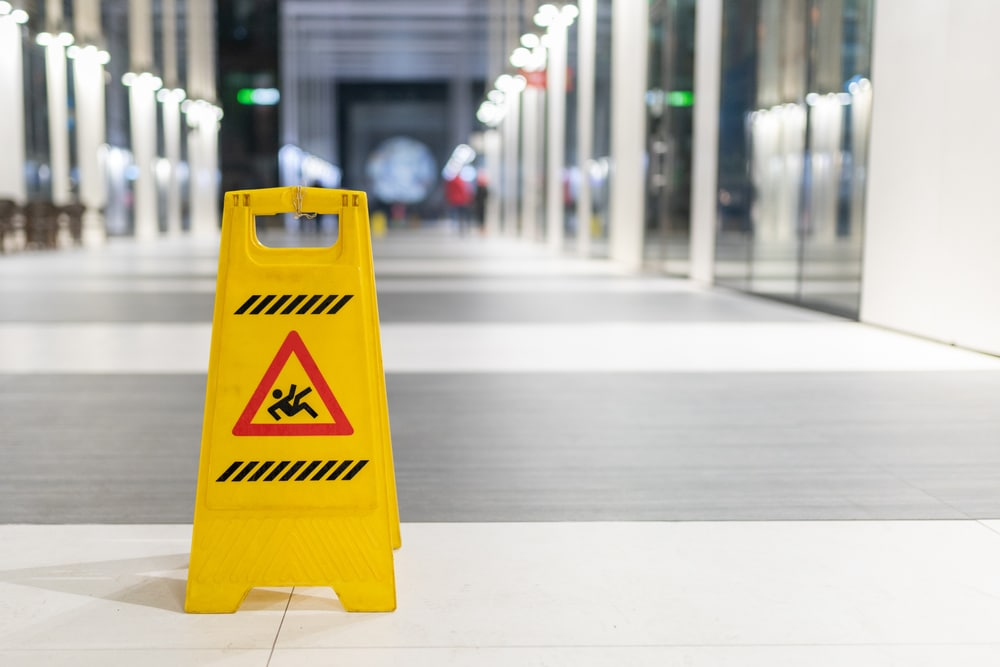 Who is Responsible for a Slip & Fall Accident?